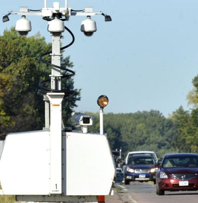 Interstate speed camera 2013