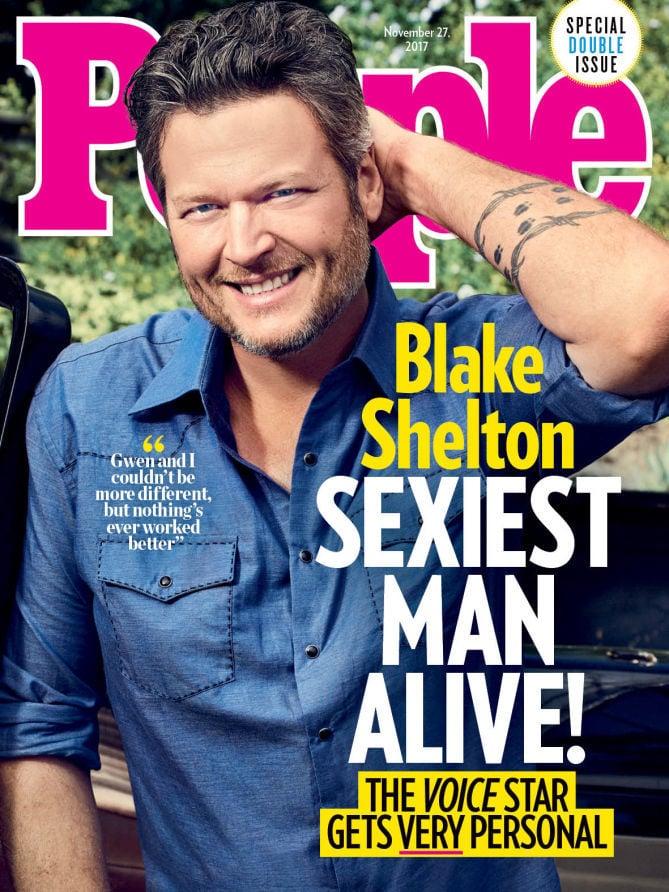 2017: Blake Shelton