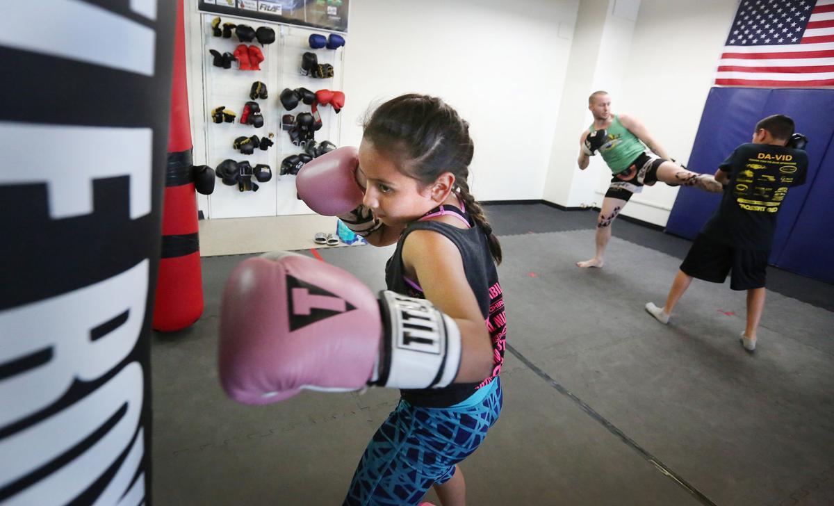 Solis Family boxers