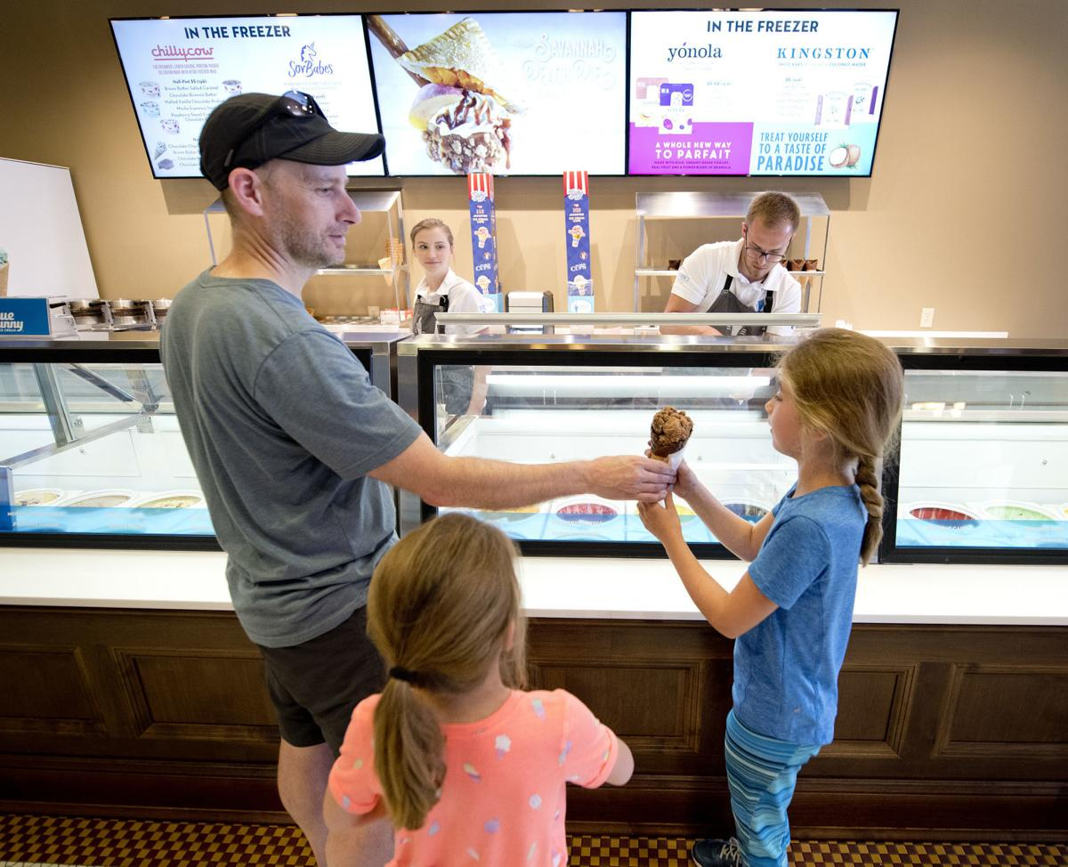 Wells Visitor Center & Ice Cream Parlor