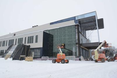 Northwestern science building