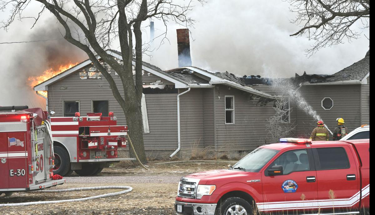 Dakota City House Fire
