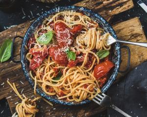 Mediterr Spaghetti