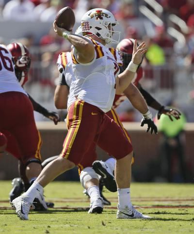 Iowa St Oklahoma Football