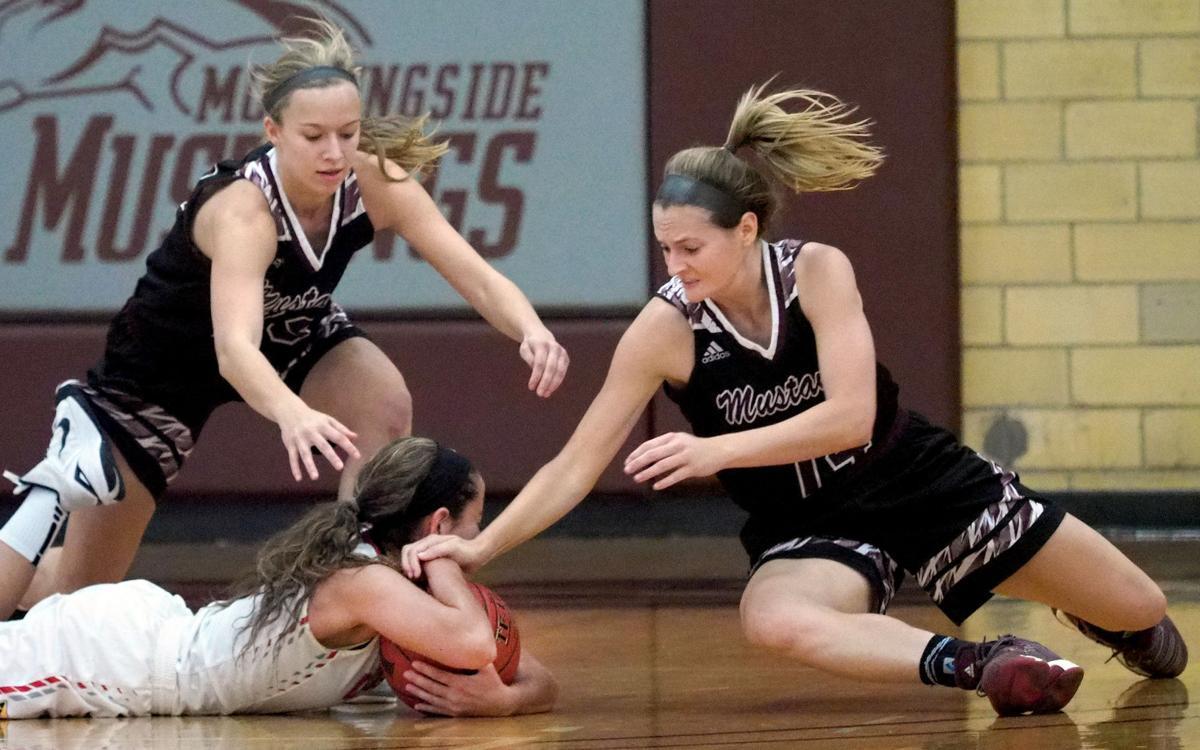 Morningside vs. Saint Xavier basketball
