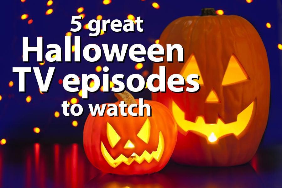 halloween tv episodes