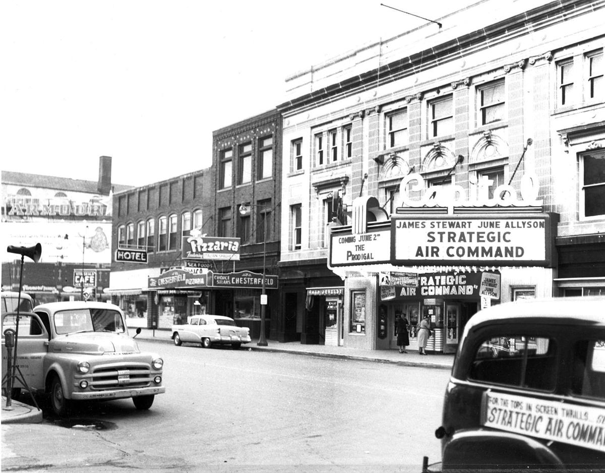 Capital Theater 1940-1959