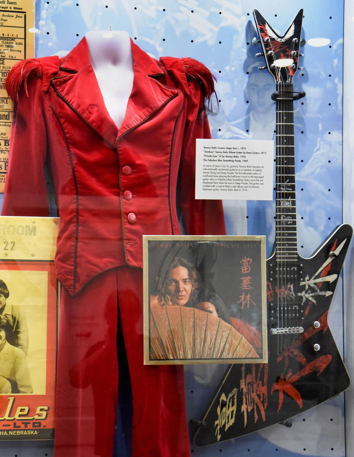 Iowa Rock 'n Roll Hall of Fame Museum