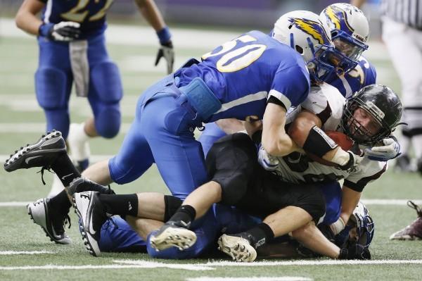 Eagles race into 8-man title game   Football   siouxcityjournal.com