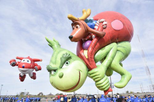Macy's Has Announced Its Thanksgiving Day Parade Lineup