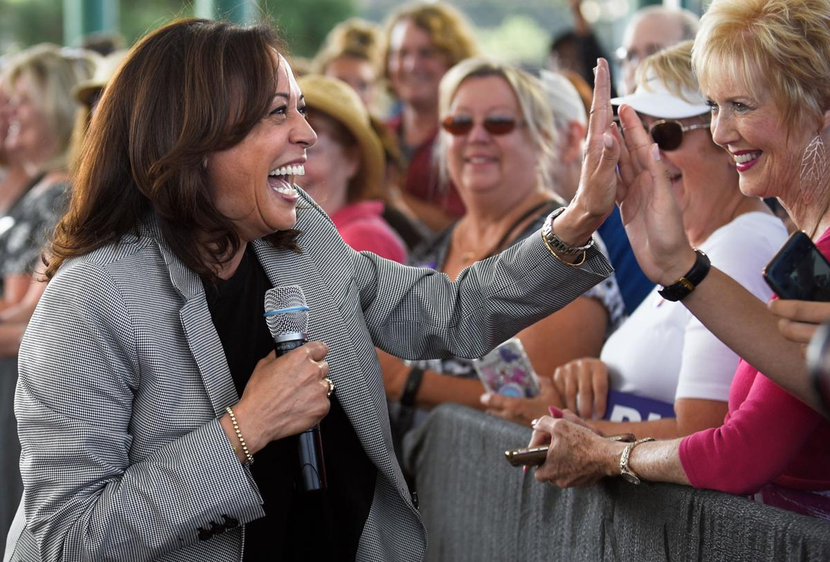 Kamala Harris Sioux City