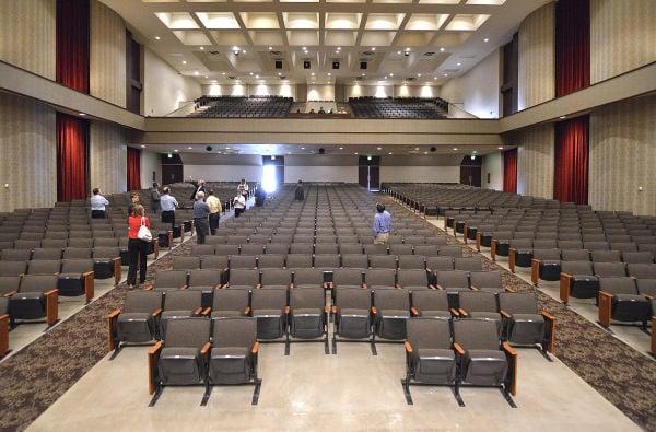PHOTOS: Morningside College unveils $1 5 million Eppley