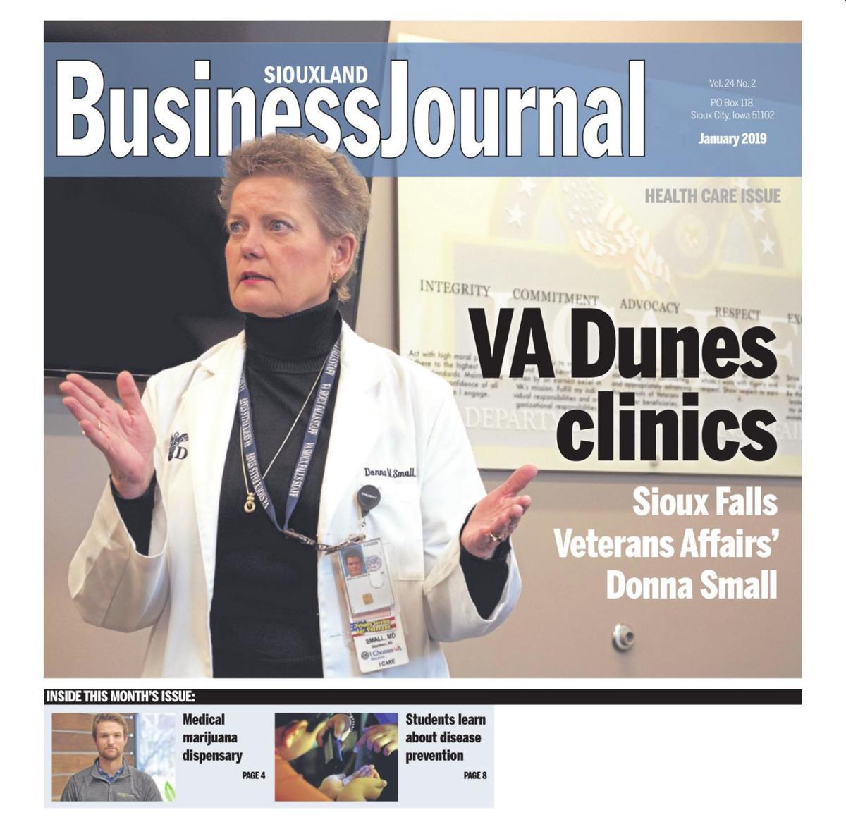 Siouxland Business Journal - January 2019