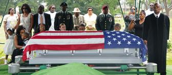 Family, friends say military must do more
