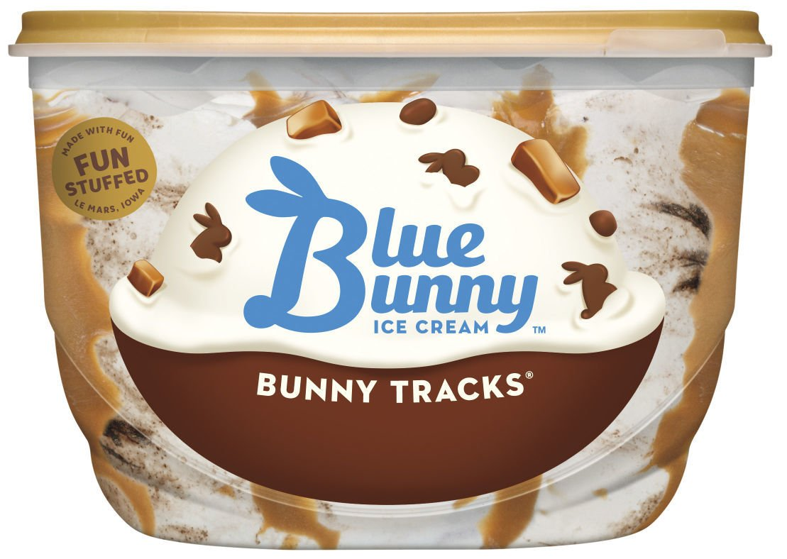 King Touts Blue Bunny Ice Cream After Ben Jerrys Founders Create