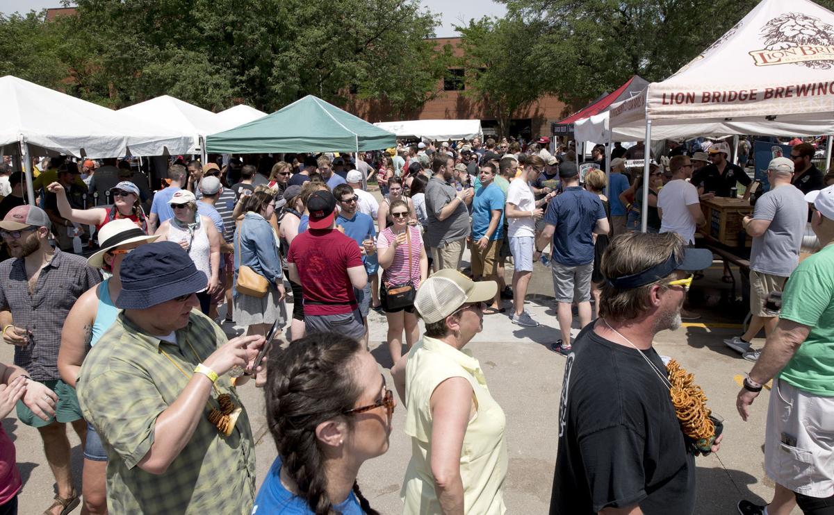 2018 Iowa Craft Brew Festival