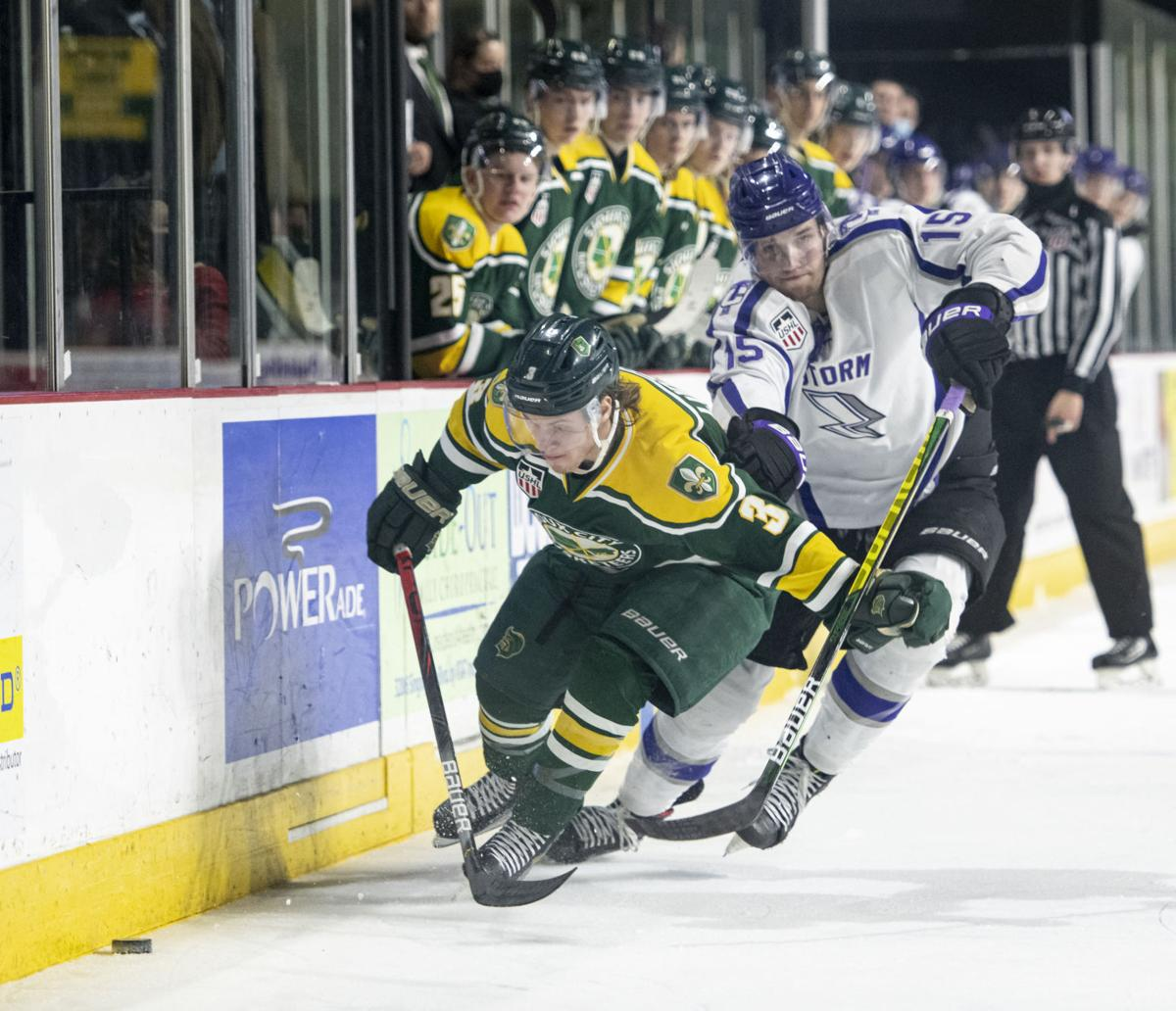 Musketeers defeat Tri-City Storm