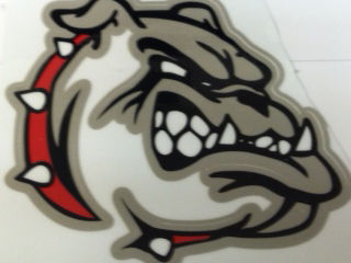 Le Mars Bulldogs Logo
