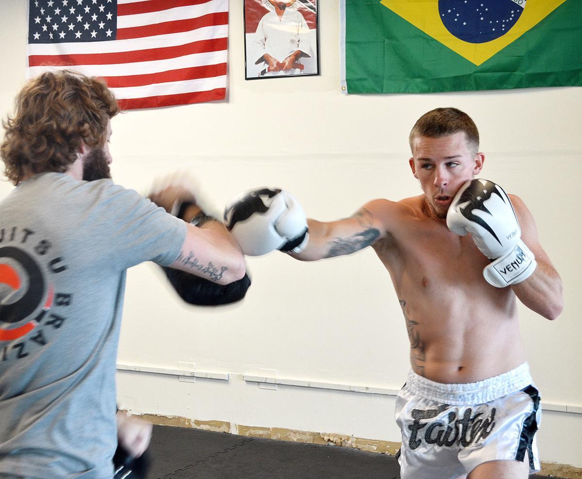 MMA Danny Black