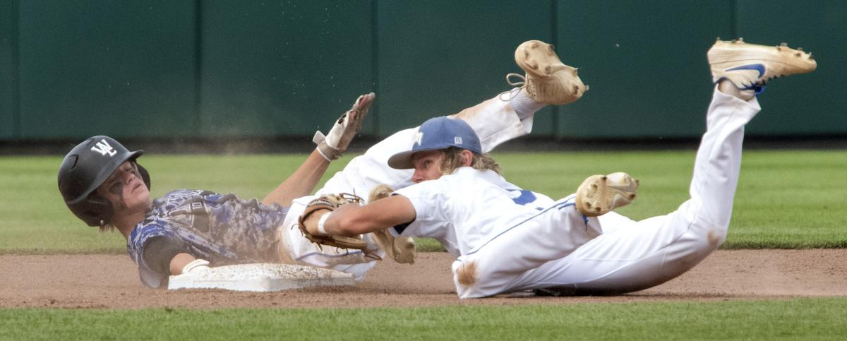 West Lyon vs Van Meter 2A state baseball