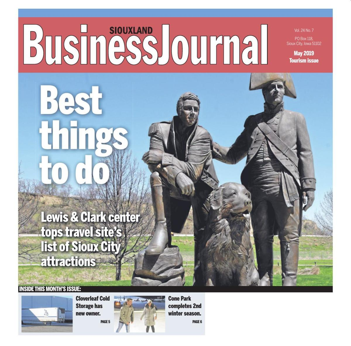 Siouxland Business Journal - May 2019