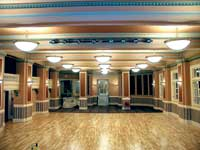 Martin Hotel ballroom restored to glory
