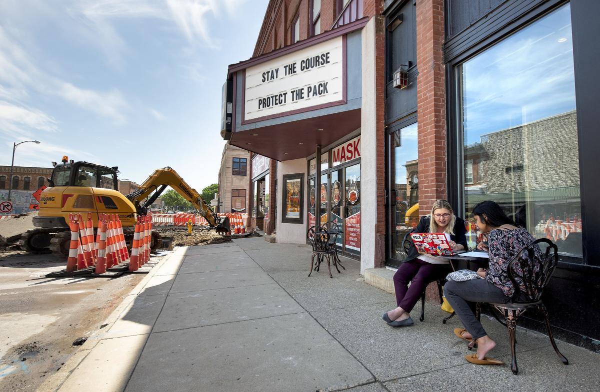 Vermillion Main Street project