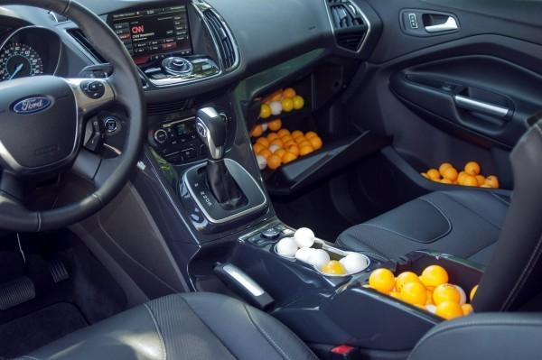 2013 Ford Escape Interior