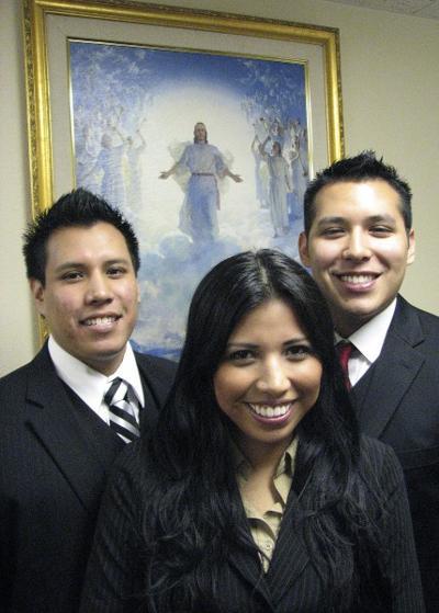 Native American Mormons