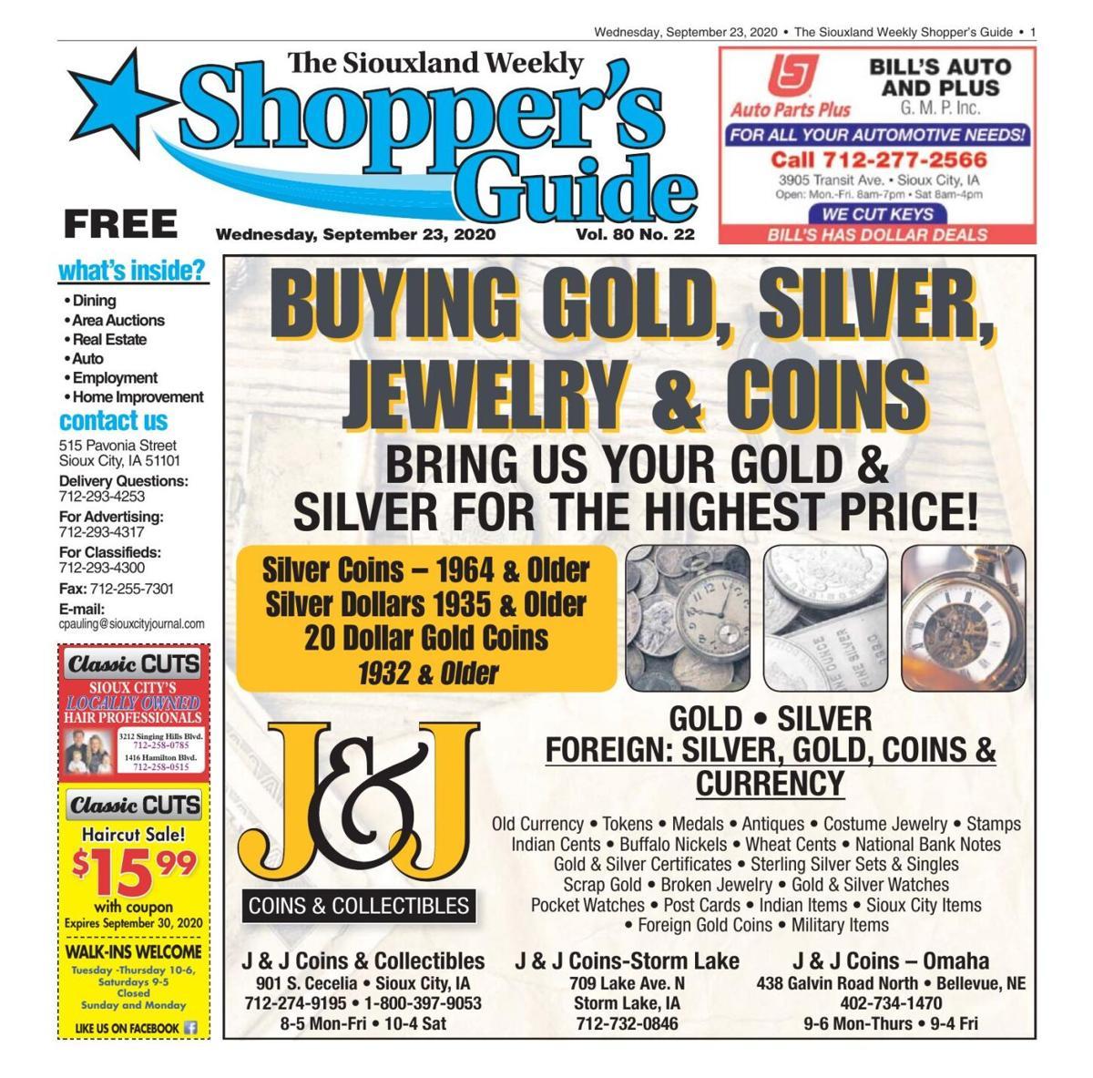 Shopper's Guide - September 23, 2020