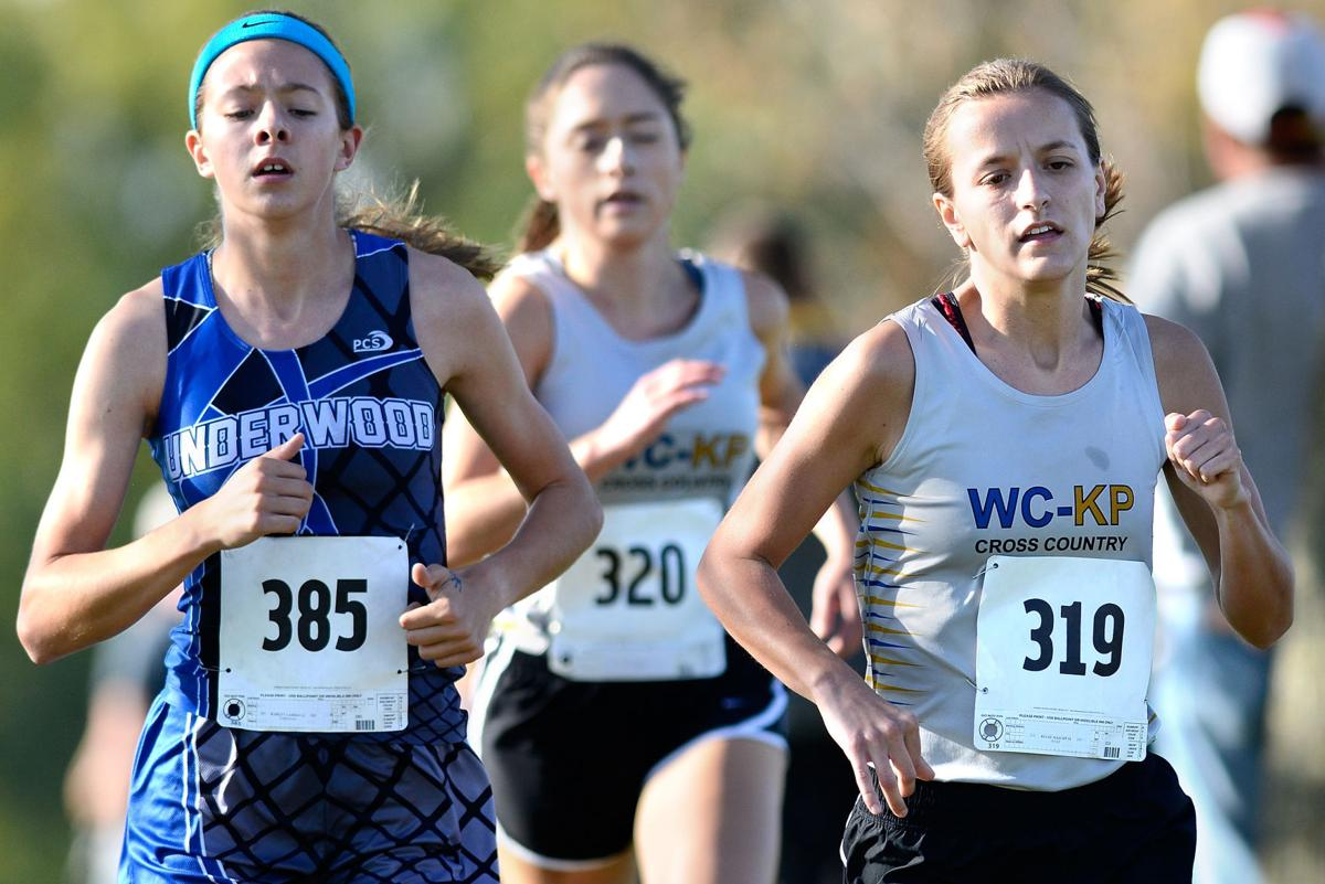 Cross Country State Qualifying Meet