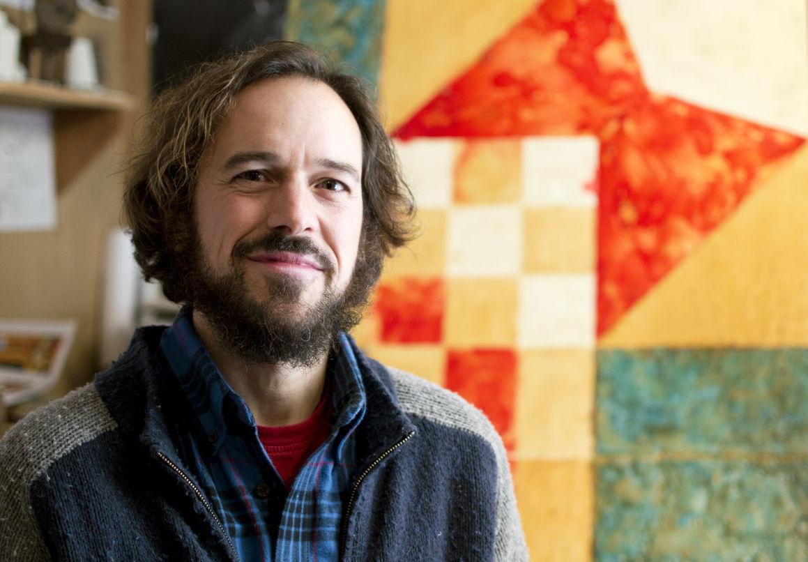 Matt Drissell receives Iowa Arts Fellowship