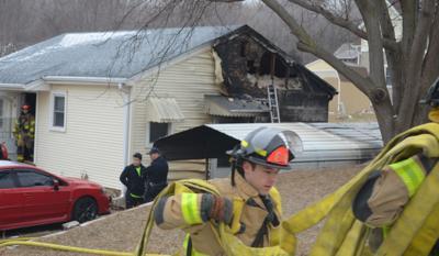 Sioux City fire