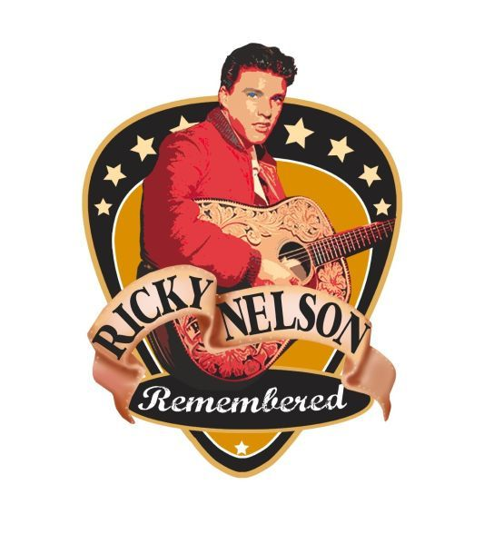 Ricky Nelson Remembered logo