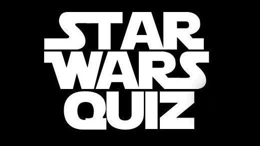 Quiz: Test your 'Star Wars' knowledge