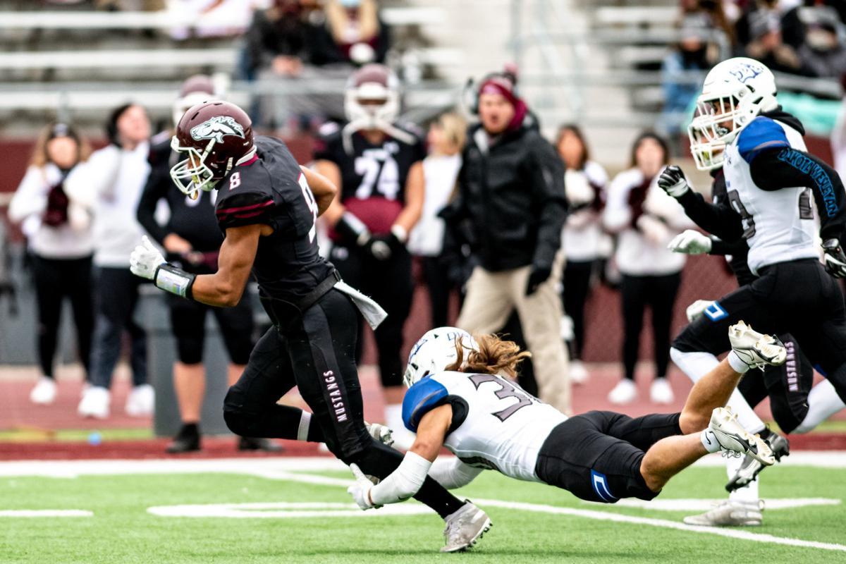 Morningside vs Dakota Wesleyan football