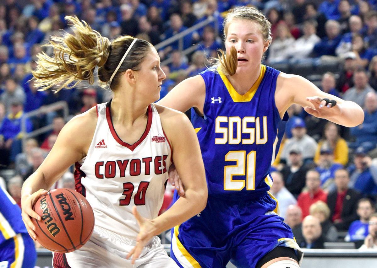 Photos: USD Vs SDSU Women's Summit League Basketball