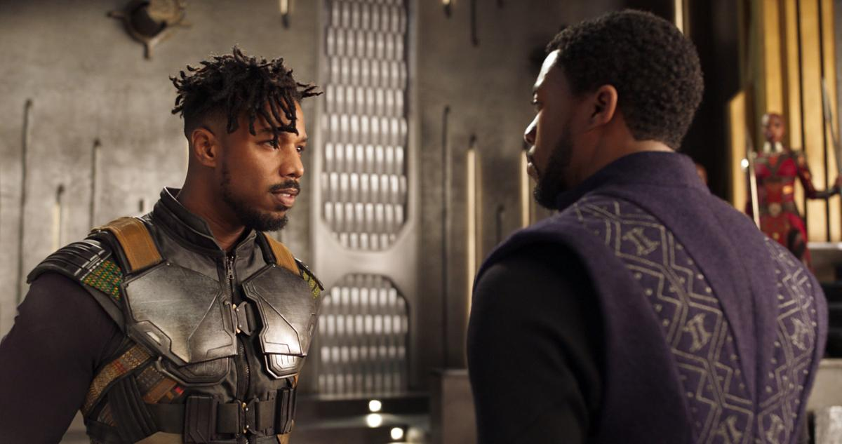 Who will win the SAG Awards  Is  Black Panther  likely   dc8c64091