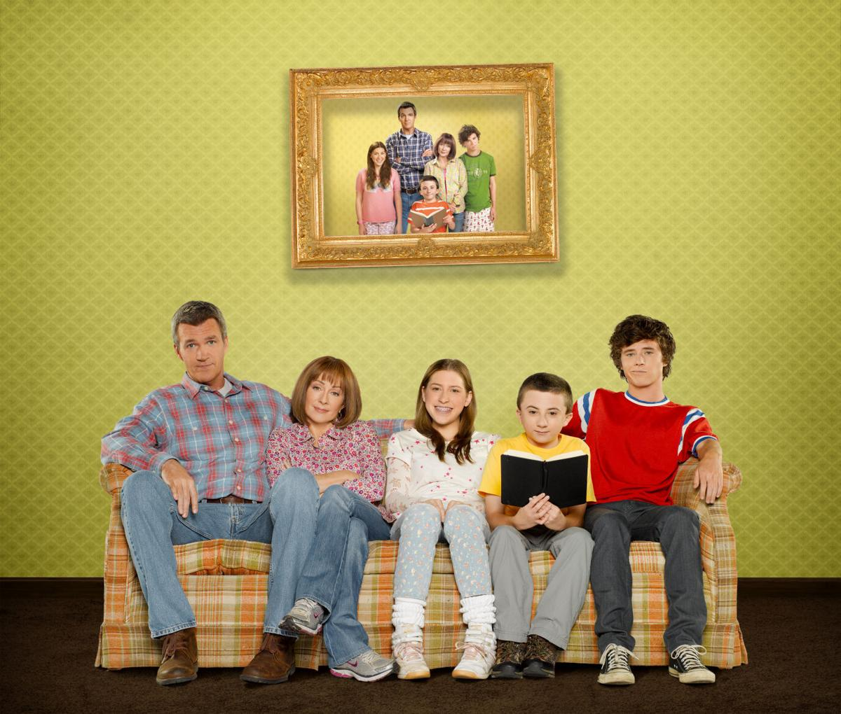 """Cast of """"The Middle"""""""