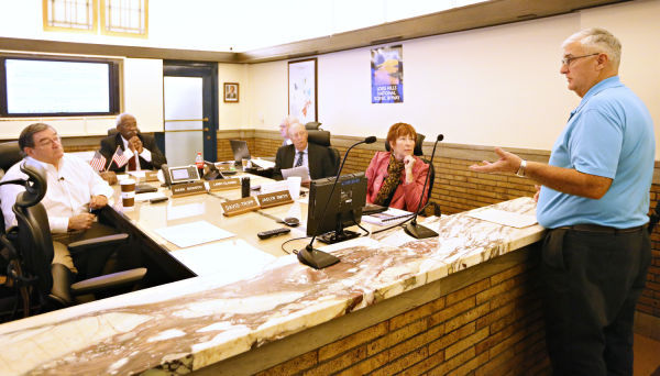 County Board of Supervisors Meeting 102114