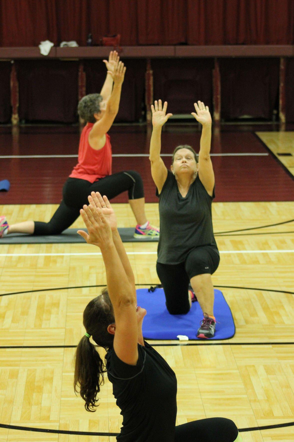 Power Praise Stretch & Meditation