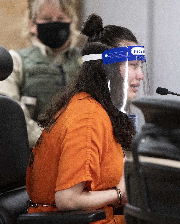Melissa Camargo-Flores sentencing