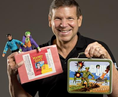 Toy expert Joel Magee