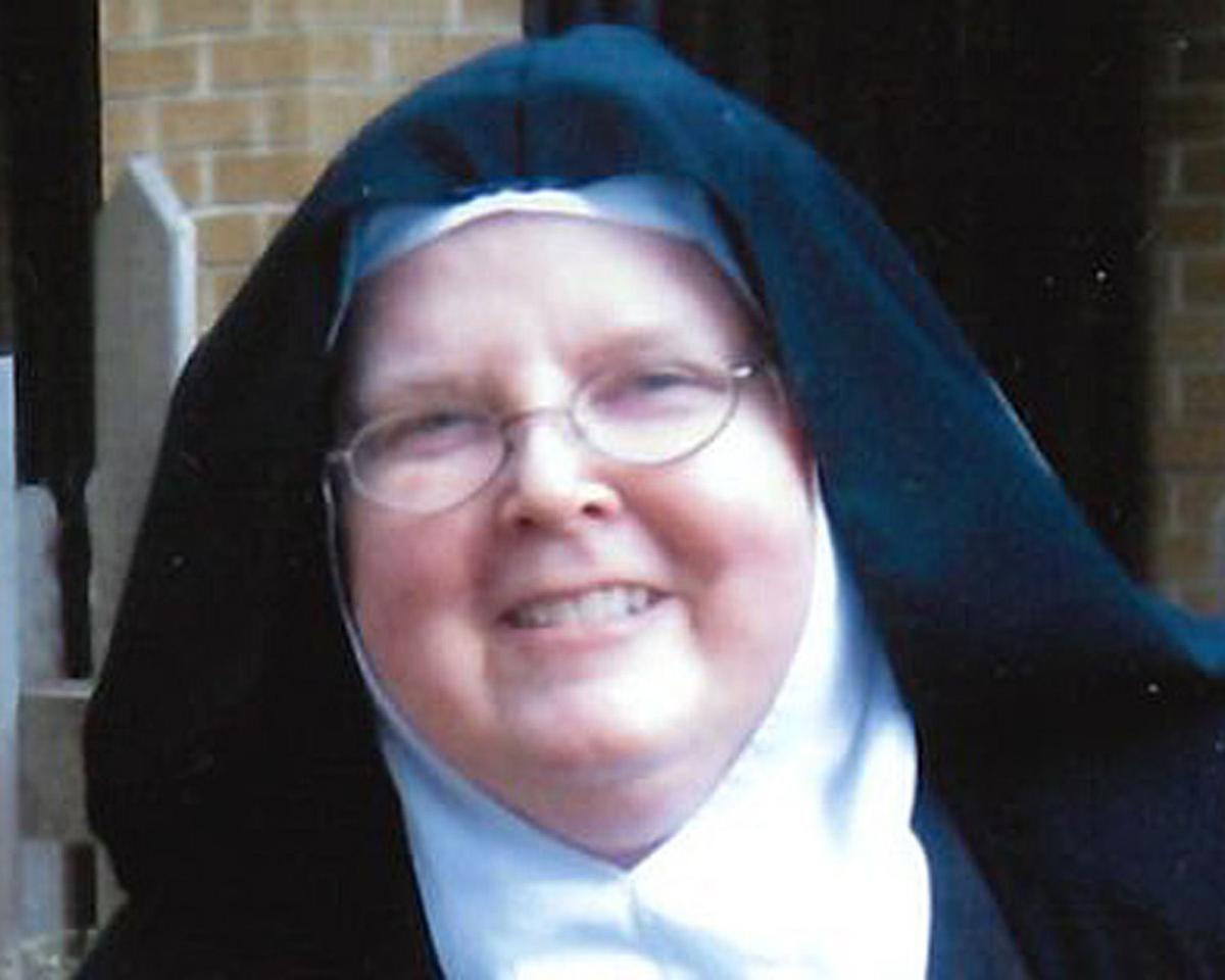 Sister Jeanne Marie of Christ the Savior, OCD