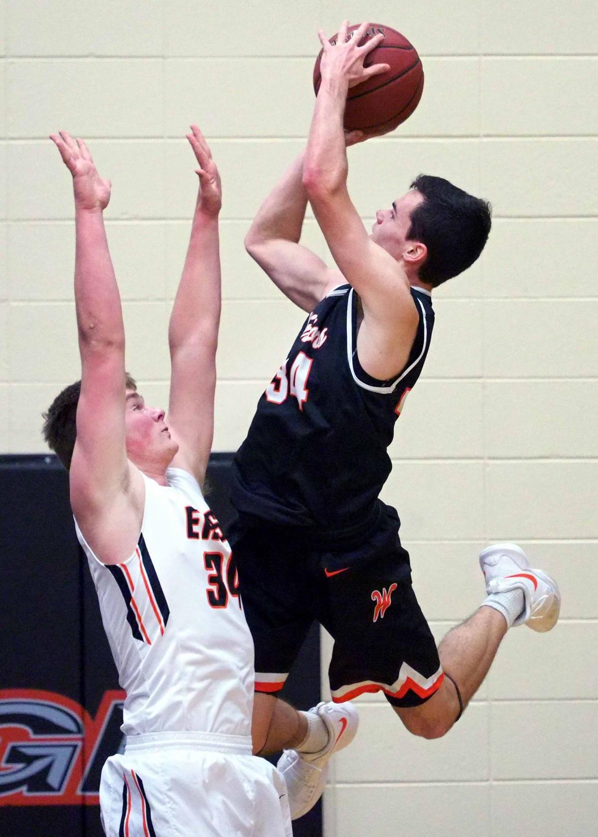 Sergeant Bluff-Luton at East High basketball