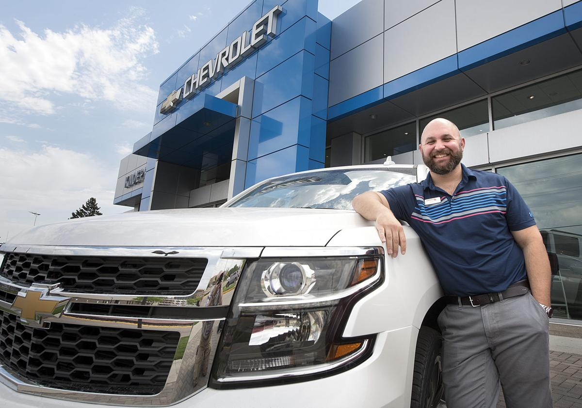Knoepfler Chevrolet Ben Knoepfler (Siouxland's Choice Awards)
