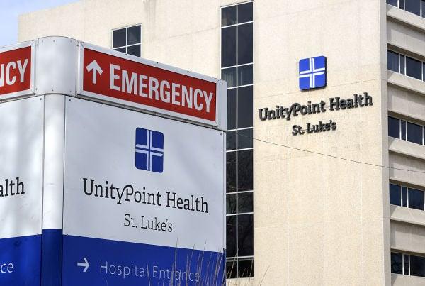 Progress UnityPoint Health branding