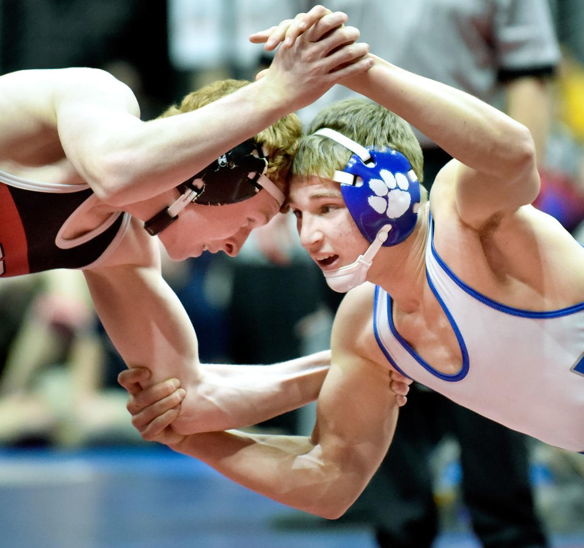 2018 State Wrestling Saturday