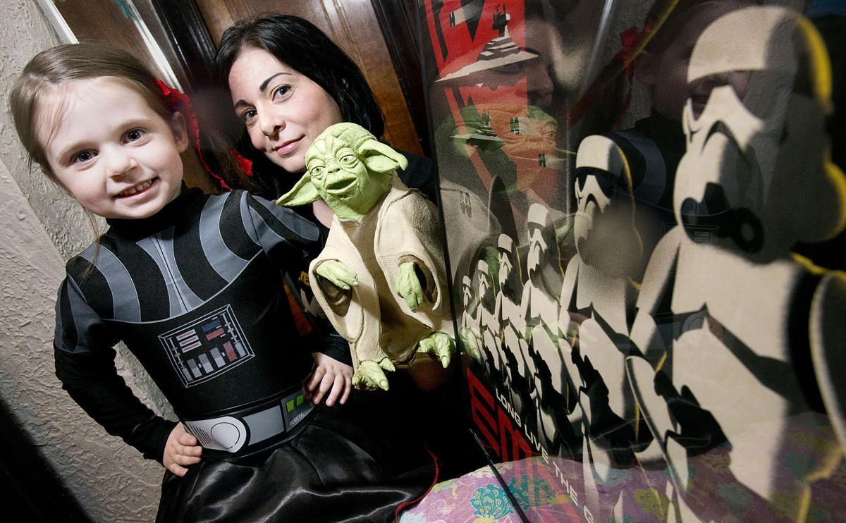 Star Wars Fan Danielle Mosieur