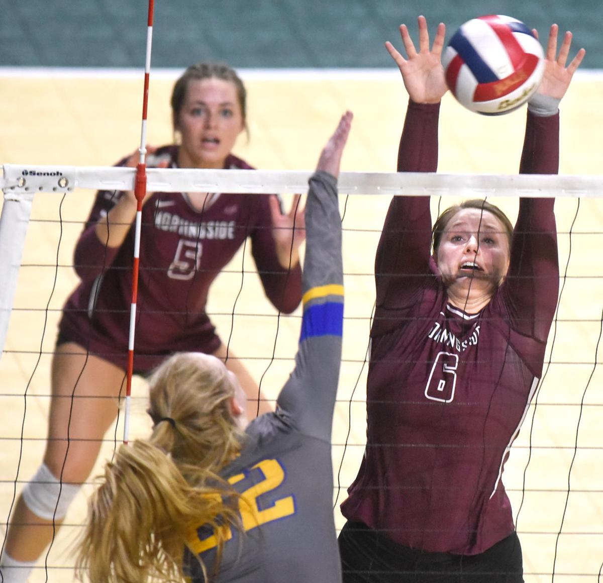 Volleyball NAIA Morningside vs. Embry-Riddle